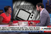 Suit blames Fox News for drafting fake story