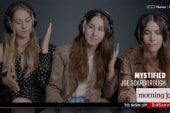 Haim review Scarborough, give it serious...