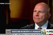 Hugh's one-on-one with Gen. H.R. McMaster
