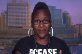 Baltimore Cease Fire Organizer Speaks Out