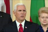 VP Press Secy. Refuses to Rule Out Pence...
