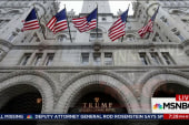 Trump profits from hotel as GOP social center