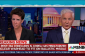 Trump loses cool in face of N Korea threats