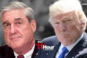 Report: Trump's communicating with Mueller...