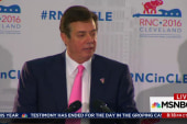 FBI executes raid of Paul Manafort's home