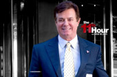 FBI raid on Paul Manafort a 'gangster move...