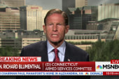 Blumenthal: Manafort raid 'is really a...