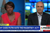 Browder: My lawyer Magnitsky was murdered...