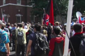 Chaos Erupted At White Nationalist Event