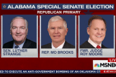 Alabama Special Election Primaries Face...