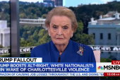 Madeleine Albright warns of the dangers of...