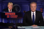 Lawrence: President Trump is the Divider...