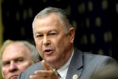 GOP Rep. Dana Rohrabacher met with Julian...