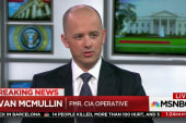 McMullin: 'I'm concerned' about Bannon's...