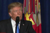 Trump reveals strategy for Afghanistan