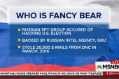 Russian hackers who attacked DNC lose...