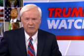 Matthews: Can Trump heal the US when he...