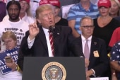 Trump goes nuclear in Phoenix Speech