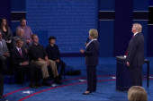 Clinton: My 'skin crawled' when Trump...