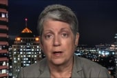 Napolitano: Arpaio pardon would be a 'dis'...