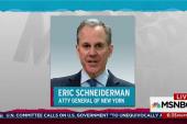 Former Trump adviser on NY AG's radar