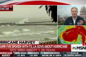 Texas Gov. On Hurricane Harvey: 'Now Is...