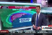 Hurricane Harvey Now Category 3 Storm