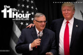 After Trump Pardon Arpaio hints he may...