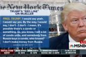 MSNBC exclusive: Trump Russia pardons may...