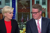 Mika: I am disappointed on equal pay plan...