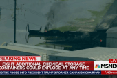Officials evasive on threat of chemical smoke