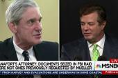 In odd move Mueller subpoenas Manafort lawyer