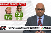 "Trump's ""Unprecedented"" Economic Growth?"