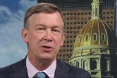 Hickenlooper Concerned About Threat to End...
