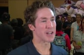 Osteen's church opens as Houston shelter...
