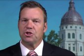 Kobach: DACA Dreamers Should 'Go Home and...