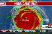 Hurricane Irma again a Category 5 storm as...