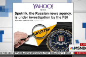 Fmr. Sputnik employee: FBI asked if I got...