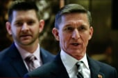 Flynn's son subject of Russia investigation