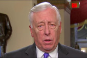 Hoyer: I think we are close to 'Dreamer'...
