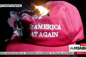 Trump voter tells MSNBC why he burned MAGA...