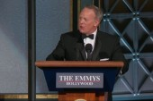 Spicer makes a cameo at the Emmys