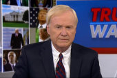 Matthews: Trump has lowered the bar for...