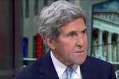 Kerry: Trump's rhetoric pushes people away