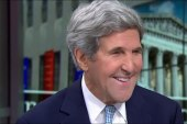 Joe asks Secy. Kerry: 'Is it Kerry 2020?'
