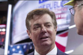 WaPo: Manafort offered briefings to...