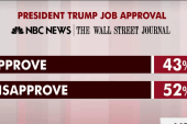 Trump job approval sees improvement in new...
