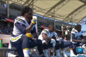 Trump Escalates War With NFL Over National...