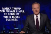 Lawrence: The stories Trump is using the...