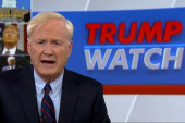 Matthews: Trump has allowed oligarchs to...